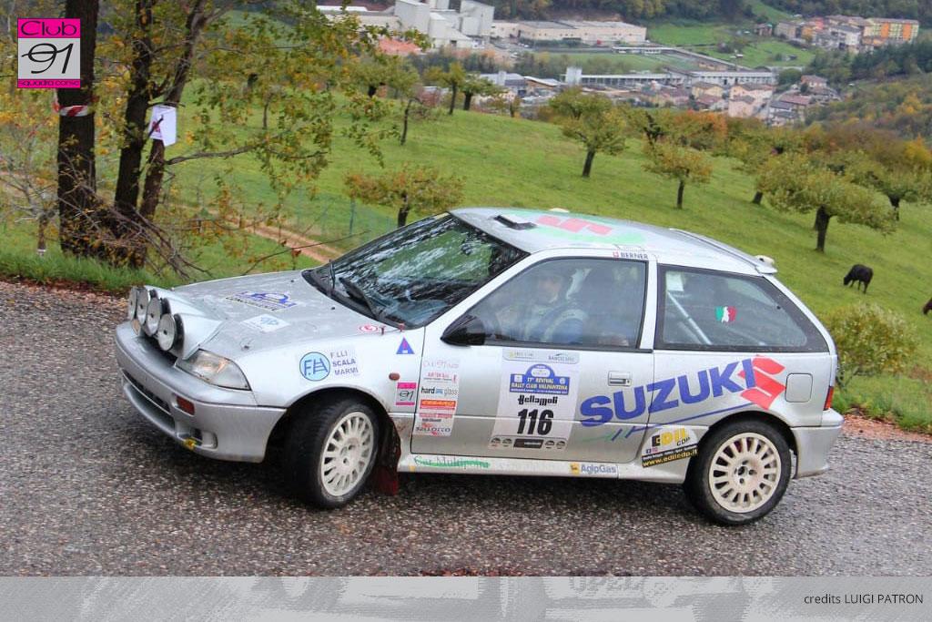Club 91 Squadra Corse brilla al Valpantena