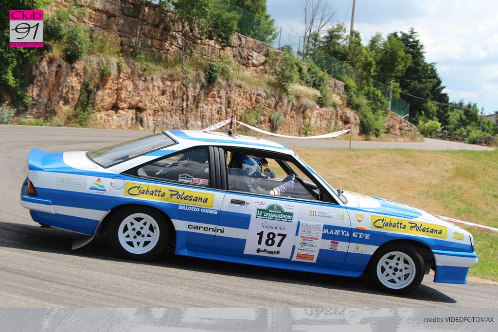 In Lessinia altro podio per Club 91 Squadra Corse