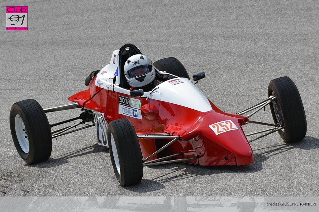 Tre su tre, a podio, alla Trento - Bondone